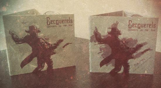 Becquerels – Expect Us!